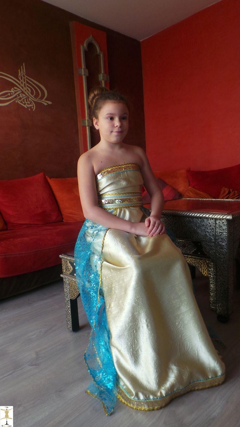 Petite robe kabyle